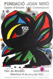 Fundacio Juan Miro by Joan Miró