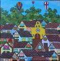 Pueblo by Clara Rodriguez