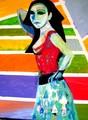 TIZIANA MOMENT ZEN by Raquel Sara Sarangello