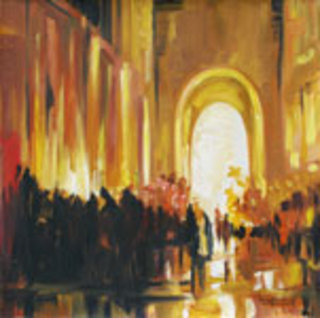 Golden Enchantment by U Lun Gywe
