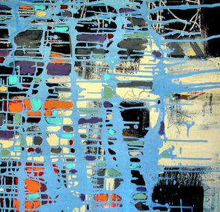 Cityscape 1 by Karen Evans