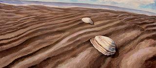 Black sand by Inga Erina