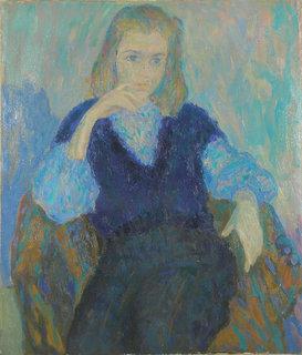 Portrait by Robert Nizamov