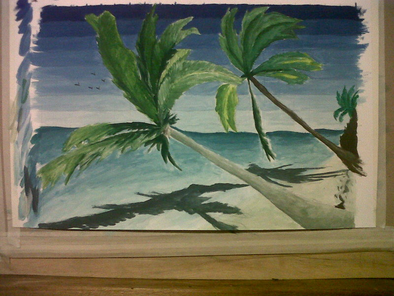 paisaje original art by pablo picasso    picassomio