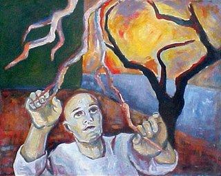 SPIRITUALITY IN THE GARDEN by Raquel Sara Sarangello