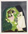 Femme au Mouchoir by Picasso Estate Collection