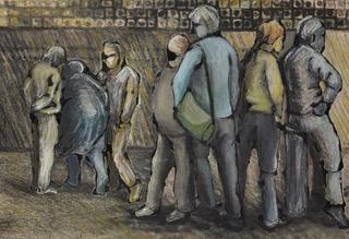 Subway by Hilary Senhanli