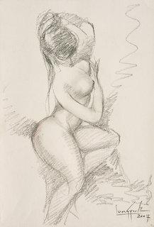 Nude (00) by U Lun Gywe