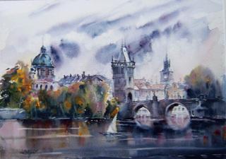 Prague by Juan Félix Campos