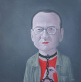 Nobel in Shackles by Jitagarn Kaewtinkoy