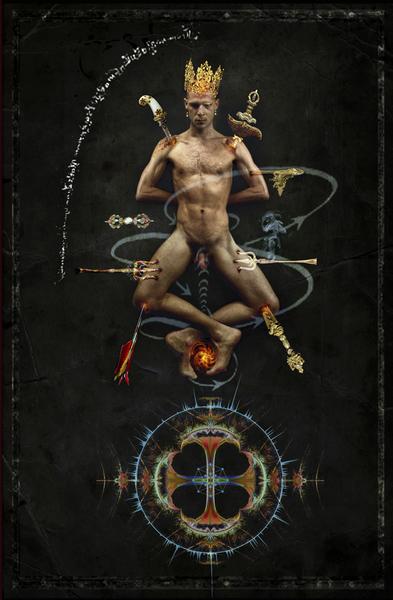 The Mystic Healing of Santos by Hector de Gregorio