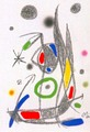 Maravillas con Variaciones Acrosticas en el jardin de Miro (Number 16) by Joan Miró