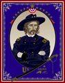 General Custer banner (size XXXXXL) by PACHI