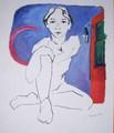 LUNA ROSA by Raquel Sarangello