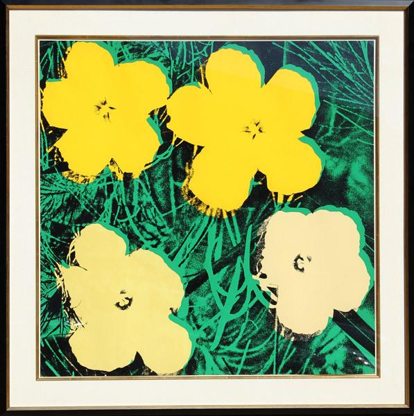 Flowers (FS II.72) by Andy Warhol