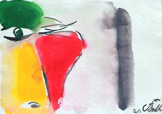 DISTRUST 2 by Jorge Berlato