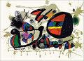Le nid d´alouettes by Joan Miró