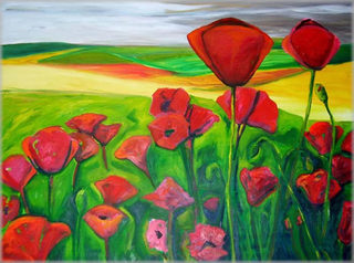 FLOWERS by Raquel Sara Sarangello