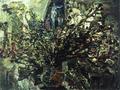 abstract still life by Ana Gelashvili