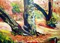 troncs dels boscos patagonics by MONTSE PARÉS FARRÉ