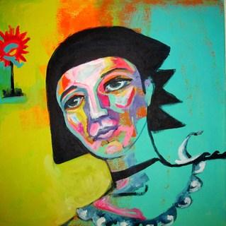 DREAMS IN THE BOAT. by Raquel Sara Sarangello