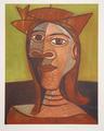 Tête de Femme by Picasso Estate Collection