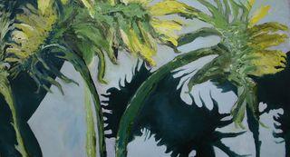 Sunflower duet by Mania Row