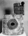 Miro - Artigas  - Femme 1962 by Joan Miró
