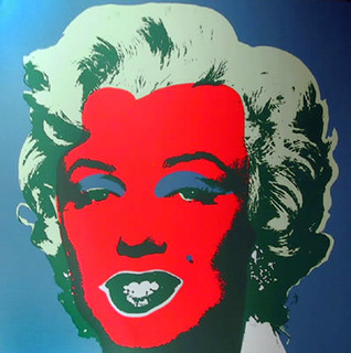 Marilyn VIII by Andy Warhol