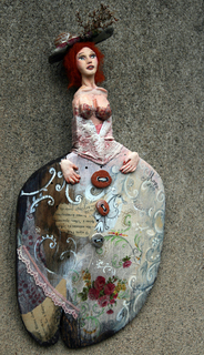 Mrs. Emilia by Mariela Dimitrova MARA