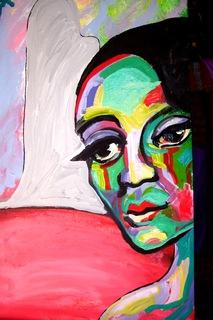 HOMAGE TO PICASSO by Raquel Sara Sarangello