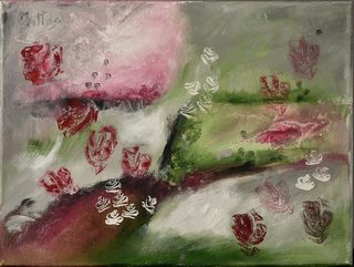 The garden of roses 14 by Rosario de Mattos