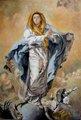 Inmaculada de Tiepolo by Pedro Roque Hidalgo