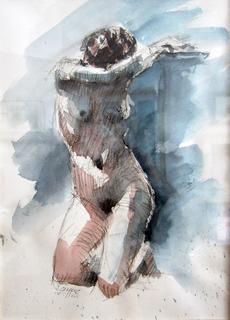 naked by Juan Félix Campos