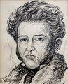 """""""Picture of Ignacio Allende"""" by Raul Anguiano"""