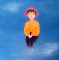 PORTRAIT OF TRINH by Tran Tuan
