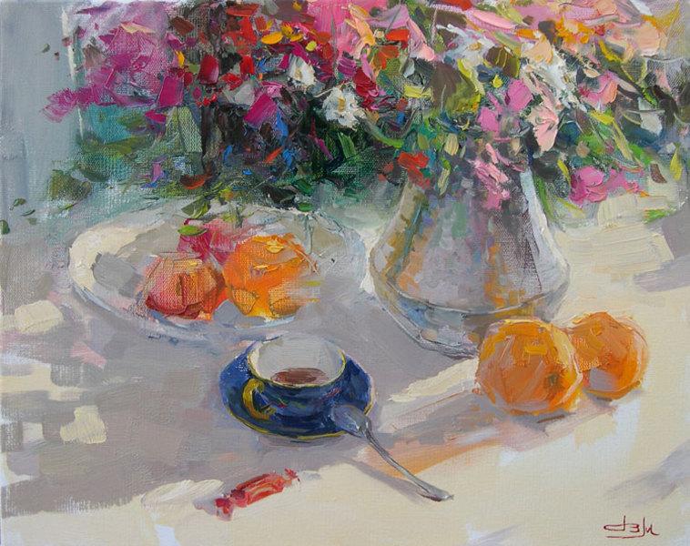 Vitaly Makarov Artist Portfolio Picassomio