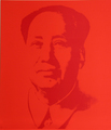Mao IV by Andy Warhol
