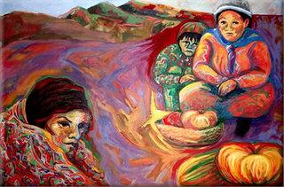 MERCEDES SOSA by Raquel Sara Sarangello