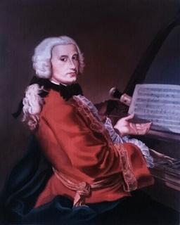 Venetian composer by Gustavo López-Cobo