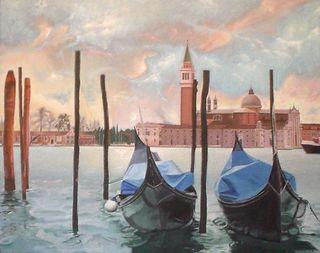 Venice from St. Giorgio Island by Gustavo López-Cobo
