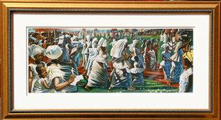 Jubilee: Ghana Harvest Festival by John Biggers