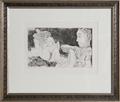 1756 - Eau-forte 7 aout 1968 I by Pablo Picasso