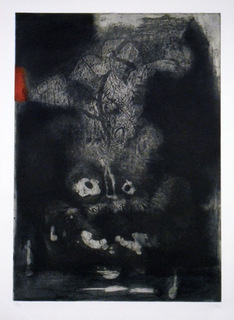 Guerrero by Antoni Clavé