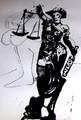 JUSTICE by Raquel Sara Sarangello