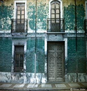 Oblivion street by Atman Victor