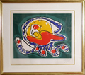 Untitled - Octopus by Karel Appel