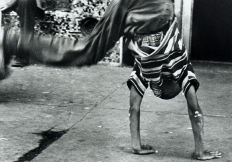 Somersault by William Klein