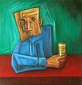 Drinker. by Pablo Daza