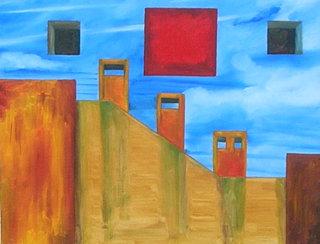 chimeneas llorando by Javier Dugnol